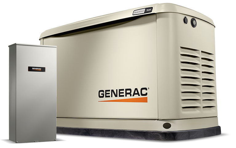 Whole House Generator Roseville MI | Besst Electric - generac-home-generator_guardian-9kw_16ts_7030_hero